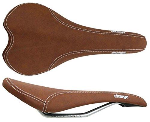 Charge Spoon Saddle Brown Cromo Rails