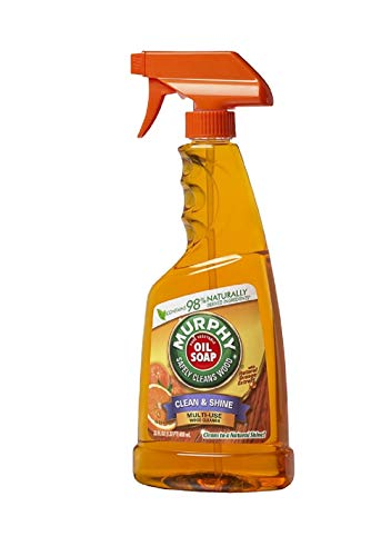 Murphy's Oil 1030 22-Ounce Orange Multi-Use Wood Cleaner Spray