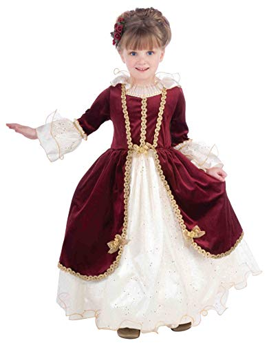 Forum Novelties Little Designer Collection Elegant Lady Child Costume, Large