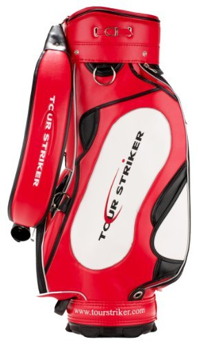 Tour Striker V1 Golf Bag Men's Tour Bag by Tourstriker