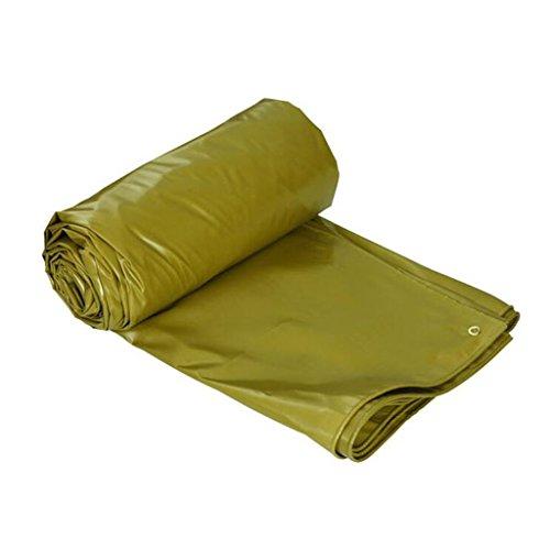 LQq-Lonas Toldo Resistente a la Intemperie Cubierta de Remolque Cubierta de Remolque con cubrejuntas y Bordes Reforzados para Camping Viajes al Aire Libre