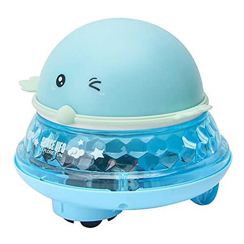 Mllkcao Fidget Toys Fun Elektrische Induktions-Wasserstrahl Badespielzeug Badezimmerspielzeug Poolspielzeug Strandspielzeug Pool Spielzeug