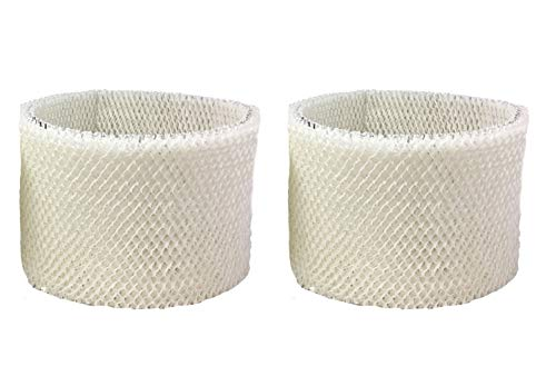 Air Filter Factory 2 Pack Compatible Replacement for Kenmore 154120 Humidifier Wick Filters