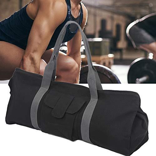 【2021 Promoción de año nuevo】Bolsa de almacenamiento de yoga, 25.6 x 7.1 x 11 pulgadas Negro Multifuncional Gimnasio deportivo Bolsa de almacenamiento de colchoneta de yoga Bolsa de hombro de viaje al