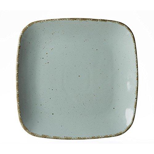 Flirt by R&B 58642 Casa Blue Assiette plate carrée