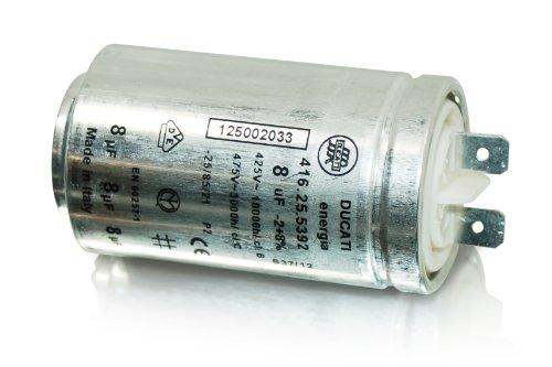 AEG John Lewis Bendix Electrolux Zanussi Tricity Bendix Sèche-linge condensateur 8UF. Véritable numéro de pièce 1250020334