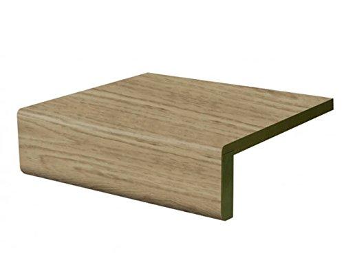Treppenstufe Renovierungsstufe Vinylstufe gerade Vorderkante Honey Elegant Oak (2000 x 740)