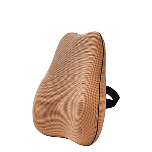 Cojín de espuma viscoelástica duradero y cómodo soporte de presión para traje diseñado para cojín trasero para oficina, coche, sala de estar