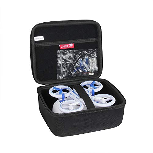 Hermitshell Hard Travel Case for Force1 UFO 3000 / UFO 4000 LED Mini Drones
