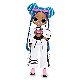 Jeu Preziosi L.O.L Surprise OMG Série 3 Chillax Fashion Doll (LLUE1000)