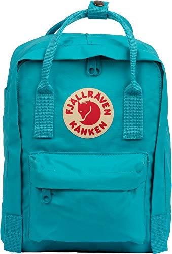 Fjällräven Unisex-Adult Kånken Mini Sports Backpack, Deep Turqoise, One Size