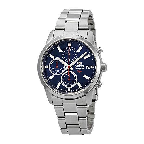Orient Sporty Blue Dial Mens Watch FKU00002D