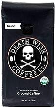 Death Wish Coffee Company Ground Coffee, 16 oz