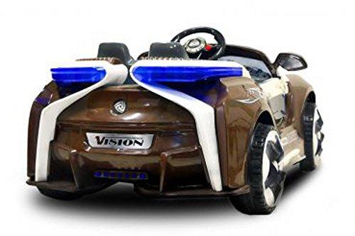 ES-TOYS Kinderfahrzeug - Elektro Auto Concept 2x30W - 2X 12V- Ferngesteuert, Mit MP3