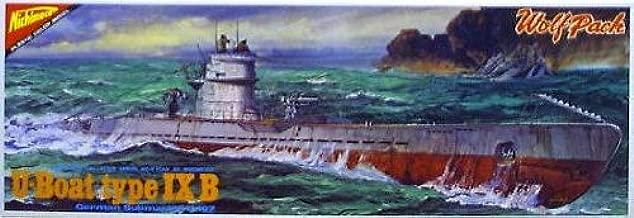 U-Boat U-107 Type IX B Wolfpack Submarine 1-200 Nichimo