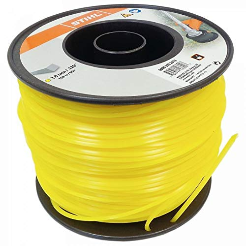 Stihl - Filo da taglio giallo, 3,0 mm