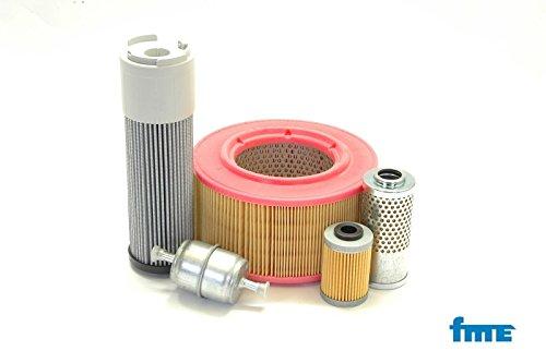 Preisvergleich Produktbild Filterset Ammann Rüttelplatte AVH 6020 Hatz 1D81S Filter