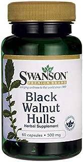 black walnut hulls swanson
