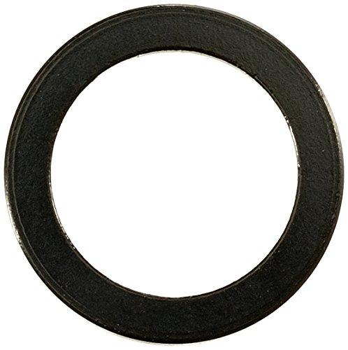 Truvativ Vis pour chaîne Feuilles 5 pièces Spacer, Noir, 2 mm