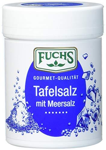 Fuchs Tafelsalz mit Meersalz, 3er Pack (3 x 150 g)