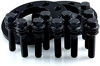 H/&R TuningHeads 0477730.DK.B40555712.A8-S8-TYP-D2 Spurverbreiterung Blackline 40 mm//Achse 40 mm//Achse