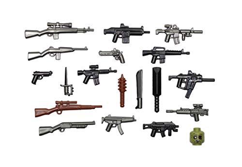 Personalizzato Brickarms moderno Armi plastica di alta qualità