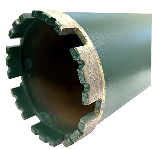 ALSKAR DIAMOND ADCSB 3 Inch Wet Concrete Diamond Core Drill Bit for Concrete Stone Granite Marble (3')