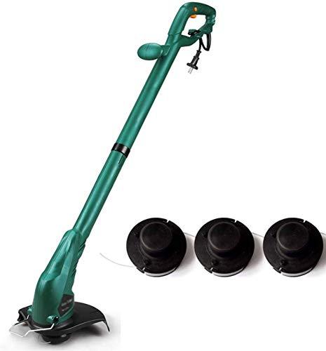 LJYY Elektrischer Grasschneider mit Mähspule, Rasenmäher für den Haushalt 250 W Gartenschneider 11000 U/min Rasenmäher Parks Farms Orchards Weed Cutter Care Tool