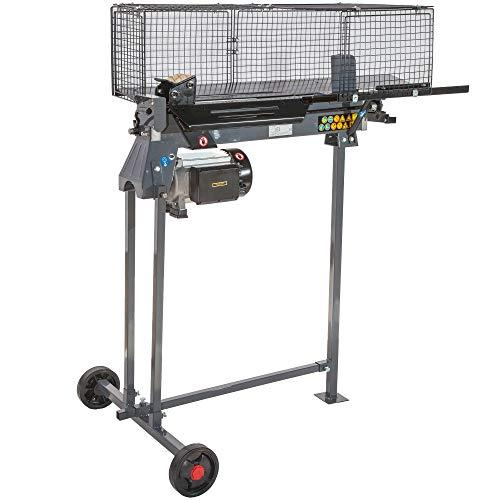 STAHLMANN® Hydraulik-Holzspalter, 7 Tonnen Spaltkraft, inkl. Tisch, stufenlos verstellbarer Spaltweg