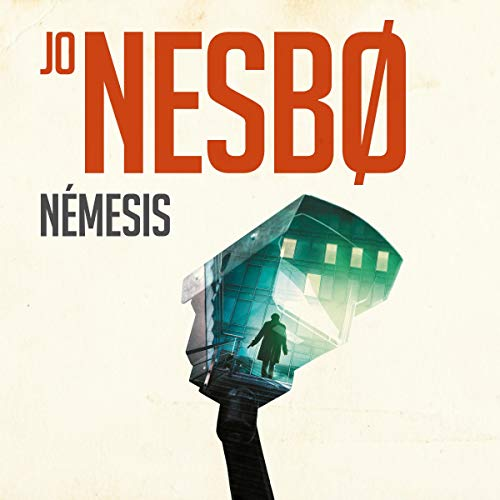 Némesis [Nemesis] audiobook cover art