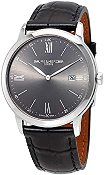 Baume et Mercier Classima Slate-Gray Dial 42mm Men's Watch