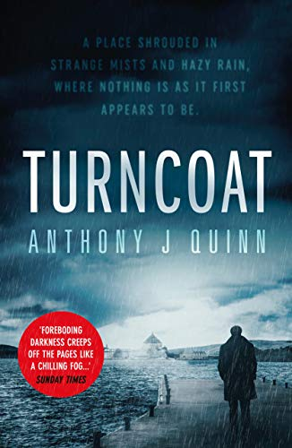 Turncoat by [Anthony J. Quinn]