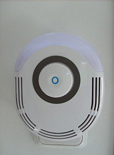 PROZONE Ozonizador Domestico. Generador de Ozono y Ionizador Purificador de Aire 2 in 1.