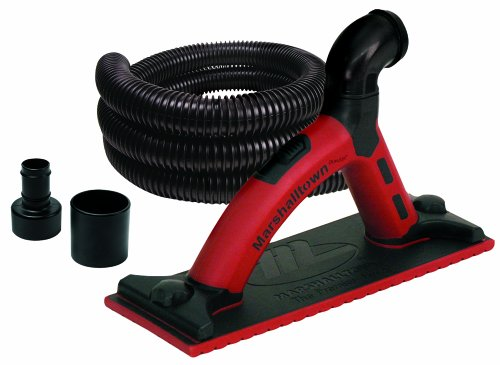Marshalltown, VS792, Vacuum Sander, 9-1/4x3-1/4 Hose, Dustless