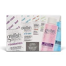 commercial Gelish Mini Basix set gelish nail kit