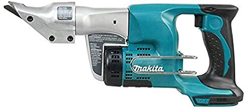Makita DJS130Z 18V Li-ion LXT 1.3mm Metal Shear – Batteries and Charger Not Included, Blue, LARGE