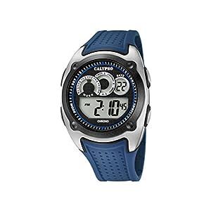 Calypso Reloj Digital para Hombre de Cuarzo con Correa en Plástico K5722/3