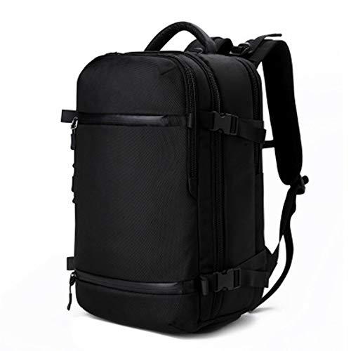 Vlook 40L Hochleistungs-Laptop-Diebstahlschutzrucksack mit USB-Ladeanschluss, komfortabel und atmungsaktiv, wasserdicht und reißfest für Geschäftsreisen