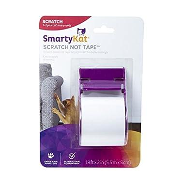 SmartyKat Scratch Not Anti-Scratch Tape Scratch Deterrent Barrier