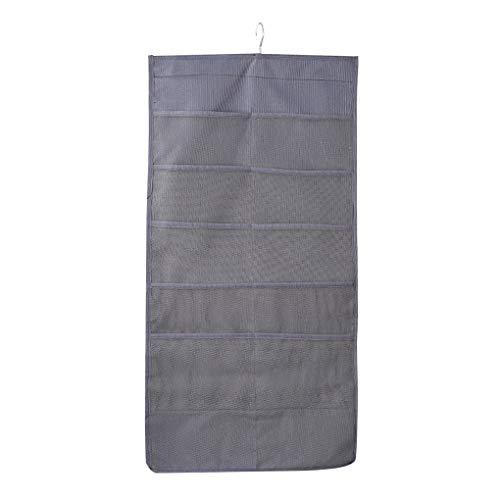 15/30 Grids Oxford Doek Dubbelzijdig opknoping opbergtas beha ondergoed sokken hanger beugel garderobe Thuis Organizer