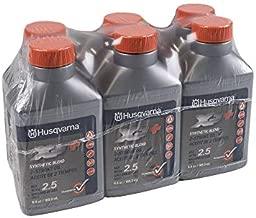 Husqvarna XP 2 Stroke Oil 6.4 oz. Bottle 6-Pack