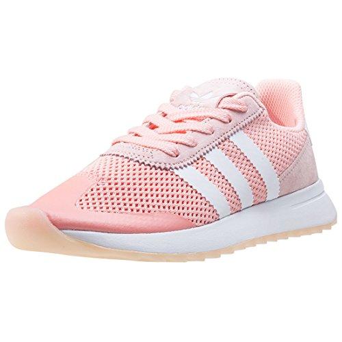 Adidas FLASHBACK W, Hazcore/FTWWHT/HAZCORE/BRUCORE/FTWWBLA/BRUCORE, Farbe Rosa,Größe 37 EU
