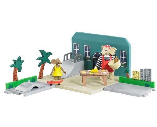 [Import Anglais]Rastamouse Bandulu's Orphanage Playset