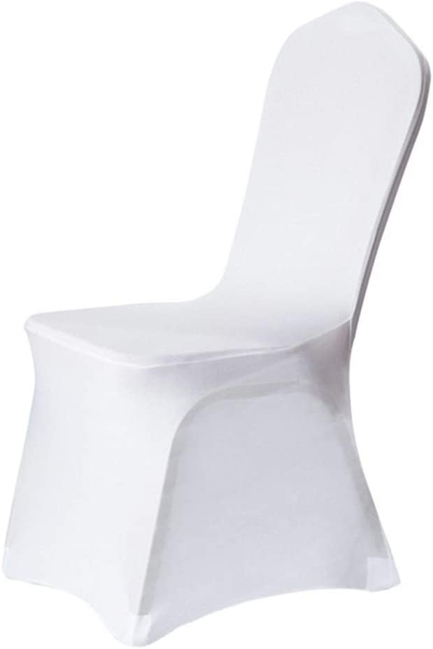 Toylord Chair Covers 2 Pcs Cloth Cover Max 84% OFF Fees free!! Wedding White