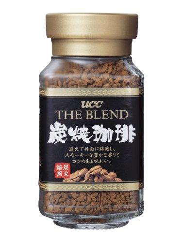 UCC The blend charcoal coffee 45g