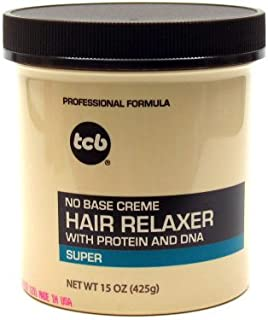 TCB Hair Relaxer 15 oz. Super Jar