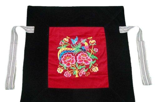 Flowery Mei Tai Baby Carrier 100% Handmade Art...