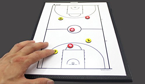 Coach Professional sabbia tattiche di pallacanestro di grafico magnetico di pannello del disco