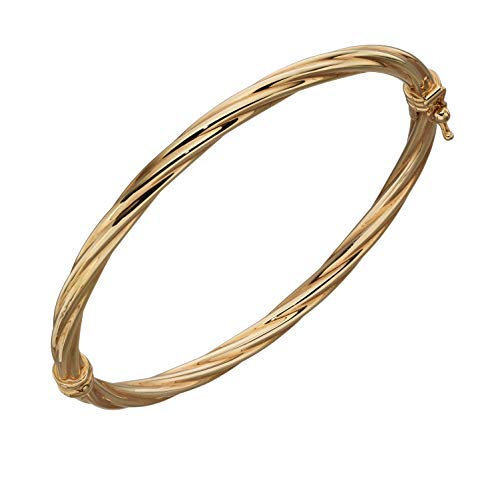 Elements Gold Damen Armreifen Gelbgold - GB450