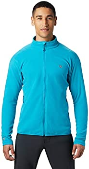 Mountain Hardwear Macrochill Full Zip Mens Classic Fleece Jacket